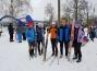 Состоялись открытые соревнования по лыжным гонкам