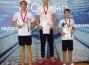 Роман Перевезенцев завоевал две золотые медали в первенстве по плаванию!